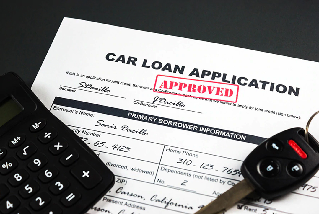 Vehicle Loan Application